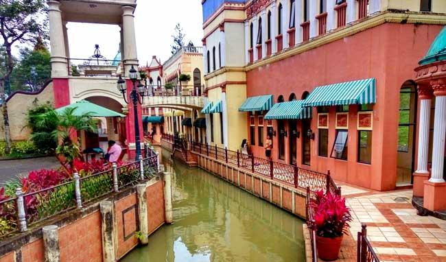 Little Venice In Cipanas Sub District West Java Province